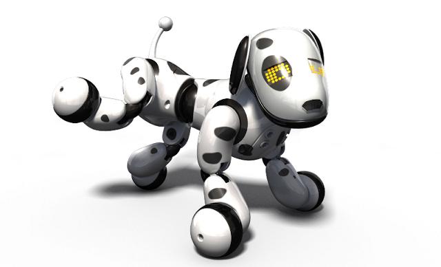 Spin Master Zoomer cachorro robô brinquedo