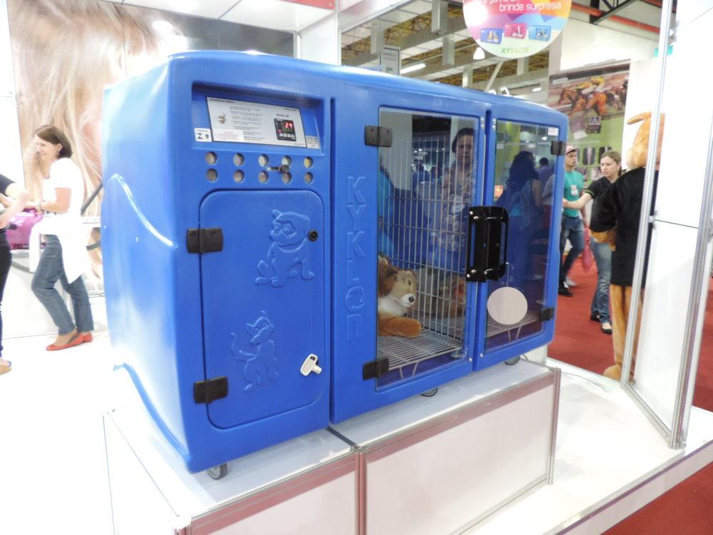 Kyklon m quina de secar para c es portal do dog for Maquina de segar