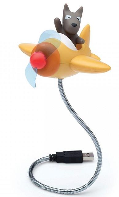 Mini Ventilador USB (Foto: Reprodução / Imaginarium)