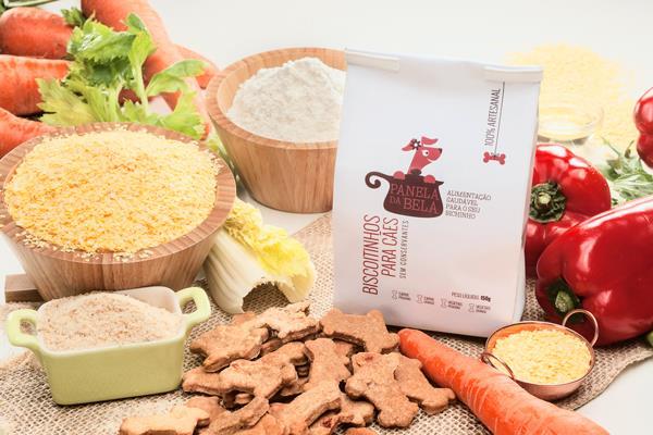 Biscoitos artesanais Panela da Bela. (Foto: Reprodução / Facebook)