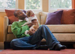 É mais seguro beijar um cachorro ou um ser humano? Foto: Reprodução