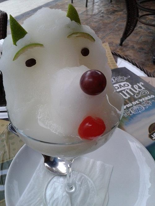 Margarita Frozen Dog (Foto: Karina Sakita)