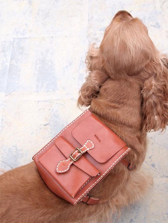 As mochilas são personalizadas. (Foto: Divulgação / Etsy)