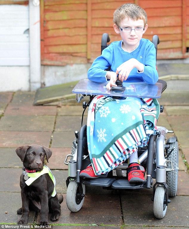 Rosie se tornou muito importante na vida de Ben. (Foto: Reprodução / Daily Mail)