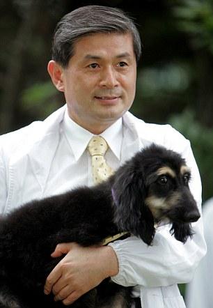 Snuppy foi o primeiro cachorro clonado. (Foto: Reprodução / Daily Mail UK)