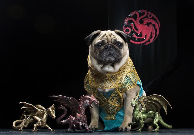 Daenerys Targaryen. Foto: Reprodução/Flickr