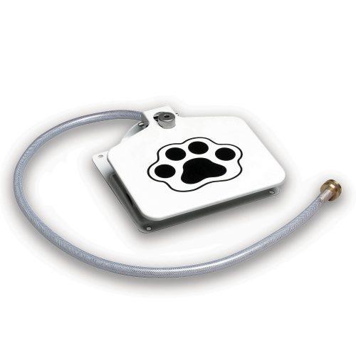 Com esse bebedouro, o cão sempre terá água limpa disponível.  (Foto: Reprodução / Amazon / API)