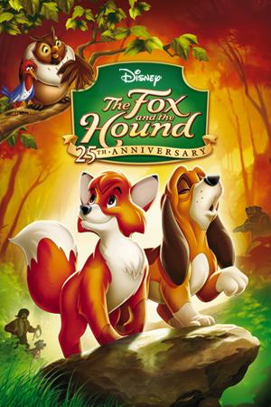 """""""O Cão e a Raposa"""" mostra uma linda amizade. (Foto: Reprodução / Disney)"""