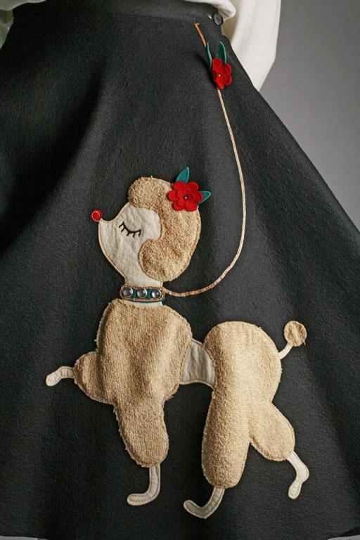 Saia Poodle Foto: Reprodução