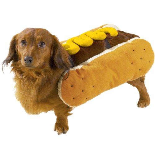 Fantasia de cachorro-quente. (Foto: Reprodução / Amazon)
