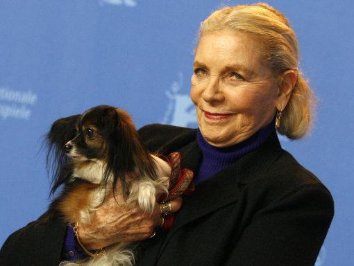Lauren Baccal deixou uma herança milionária para sua cachorra Sophie. (Foto: Reprodução / Pawnation)