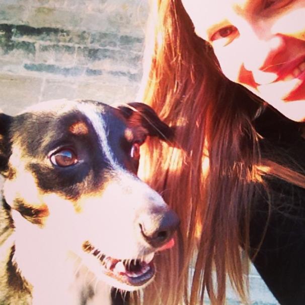 Selfie. (Foto: Reprodução / Instagram)