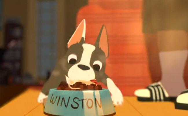 Um cachorro protagonista promete agradar muita gente. (Foto: Reprodução / Entertainment Weekly)