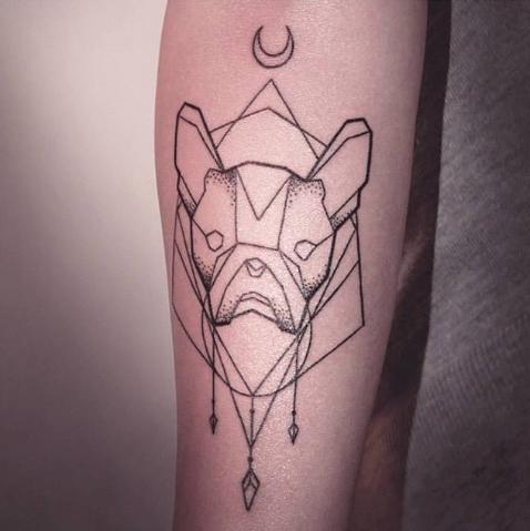 Foto: Reprodução / Instagram / tattoolookbook
