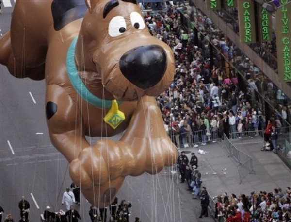 O querido Scooby Doo.