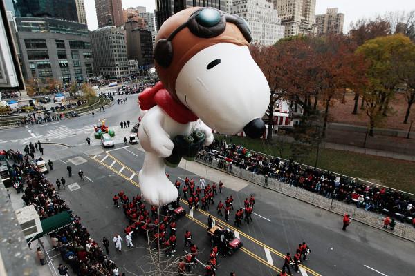 Versão atual do Snoopy aviador. (Foto: Reprodução / Bark Post)