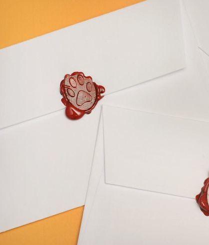 O anel também pode ser utilizado para selar a correspondência. (Foto: Joaquim Nabuco)