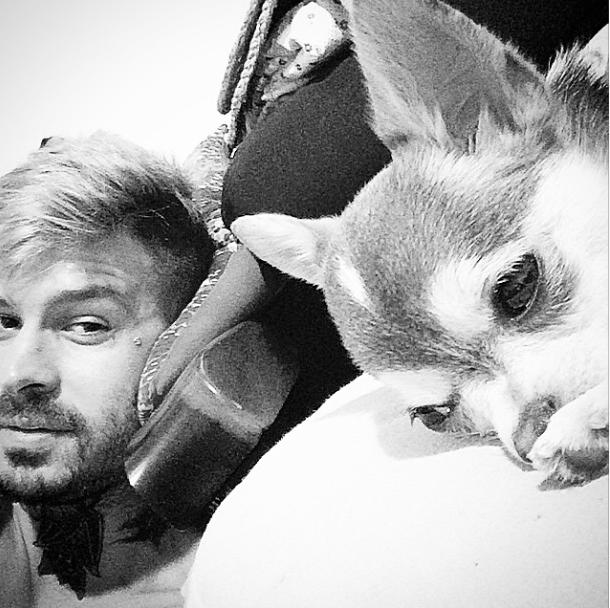 Carinho, (Foto: Reprodução / Instagram)