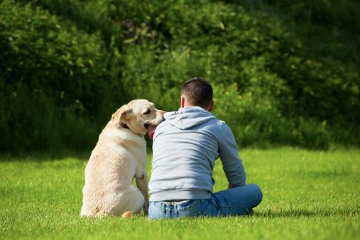 Um homem com cachorro se torna automaticamente mais atraente? (Foto: Reprodução / Google)