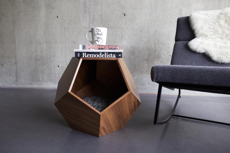 Um belo objeto para sua casa. (Foto: Reprodução / Pup & Kit)