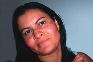 Dalva, conhecida como matadora de animais, foi condenada a 12 anos de prisão. (Foto: Reprodução)
