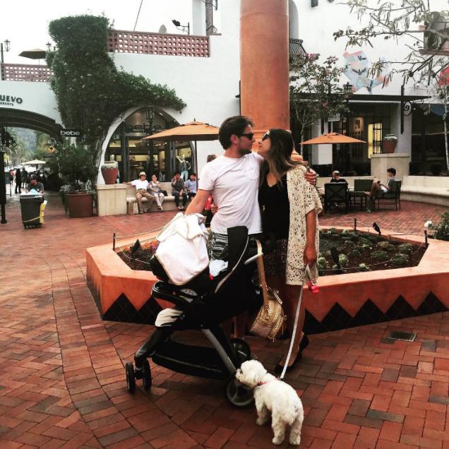 A família completa passeando! (Foto: Reprodução / Instagram)