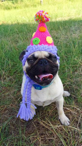Chapéu de festa! (Foto: Reproução / Etsy)