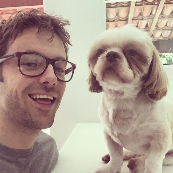 Kayky Brito com Zeca. (Foto: Reprodução / Instagram)