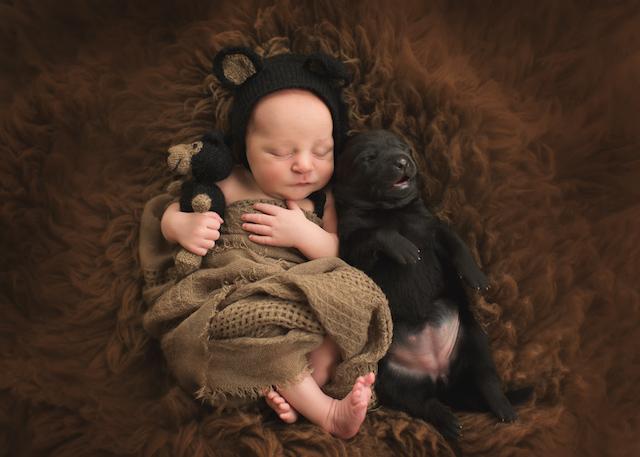 Foto de Jessica Pugliese dos Estados Unidos.  (Foto: Reprodução / child photo competition)