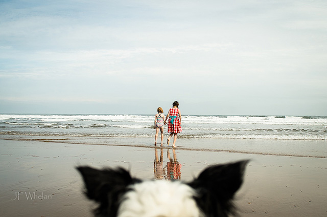 Foto de Julie-Whelan do Reino Unido. (Foto: Reprodução / child photo competition)