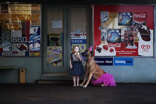 Foto de Jen-Maunder, da Austrália. (Foto: Reprodução / child photo competition)