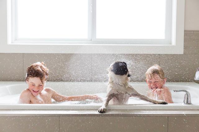 Foto de Jennifer-Kapala, do Canadá. (Foto: Reprodução / child photo competition)