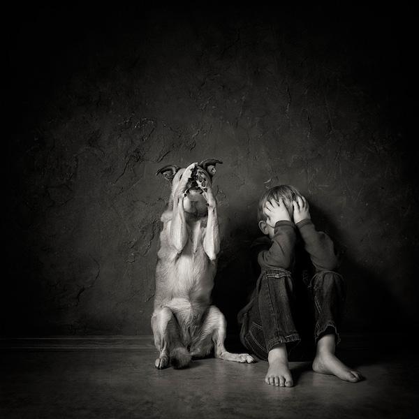 Foto de Justyna Garczyk-Kleszcz. (Foto: Reprodução / child photo competition)