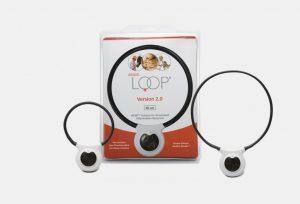 O nome do produto é Assisi Loop 2.0 (Foto: Reprodução / Assisi Animal Health)