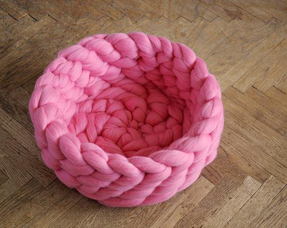 Tem algo mais quentinho do que a lã? (Foto: Divulgação / Etsy)