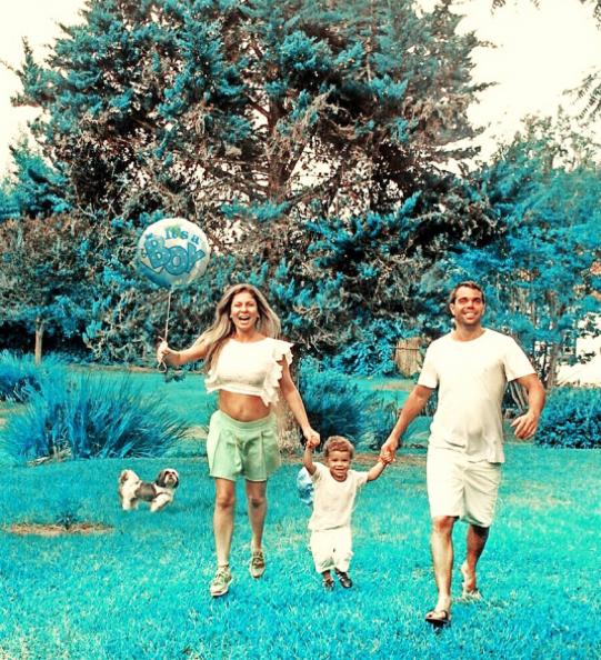 Família reunida. (Foto: Reprodução / Instagram)