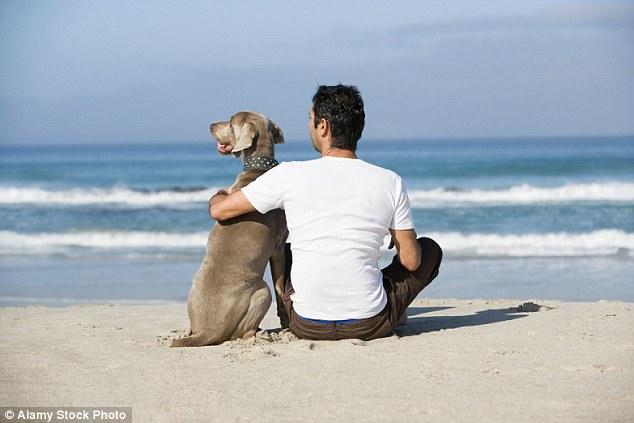 Os cães são considerados membros da família por muitas pessoas. (Foto: Reprodução / Daily Mail UK)