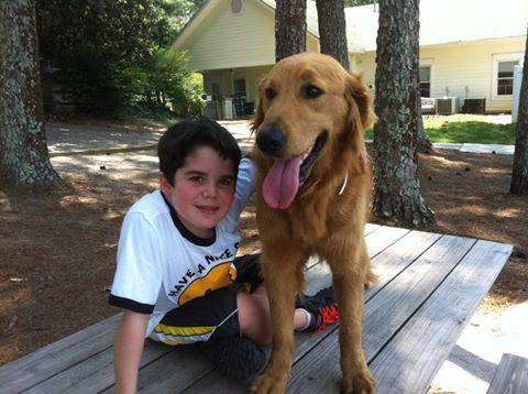 Seph e Presley em 2012. (Foto: Reprodução / Facebook)