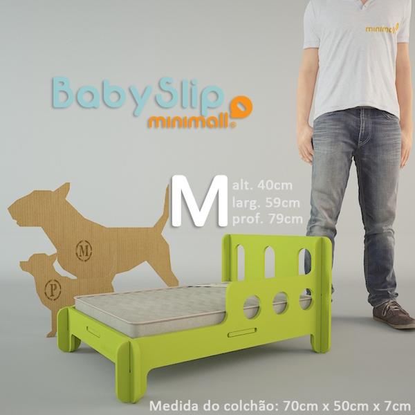 BabySlip M. (Foto: Divulgação)