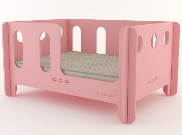 A BabyNap da Minimall está disponível em cinco cores diferentes. (Foto: Divulgação)