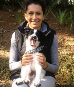 Ao receber os cuidados especiais que precisava, o animal conseguiu se alimentar e cresceu forte, saudável e muito feliz. (Foto: Reprodução / Camila Teixeira Barros)