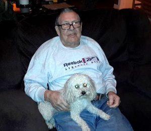 A cadelinha Thabita se perdeu durante um passeio com seu papai. (Foto: Reprodução / Life With Dogs)