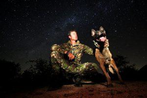 Shaya continua o seu trabalho de ajudar os animais e ainda é o grande companheiro e braço direito de Craig. (Foto: Reprodução / Transfrontier Africa)