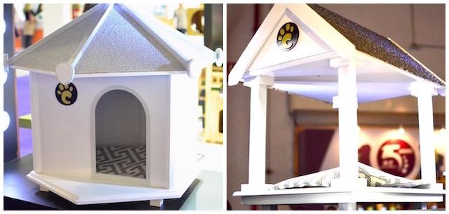 Dois lançamentos da Carlu Pet House. (Foto: Karina Sakita)