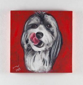Art Pet é um projeto criado em 2015 que tem o objetivo de promover ações de apoio aos animais de rua. (Foto: Divulgação)