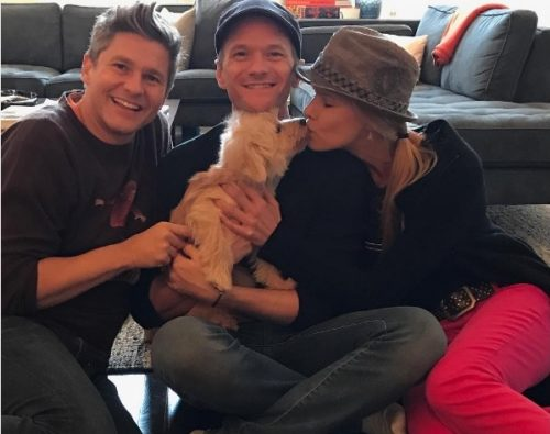 Beth Stern, amiga do casal, foi quem indicou a cadelinha para a adoção. (Foto: Reprodução / Instagram bethostern)