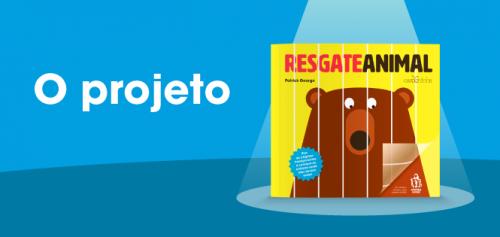 A ideia do livro é conscientizar as crianças sobre o cuidado e respeito que devemos ter com os animais. (Foto: Divulgação / Carochinha Editora)