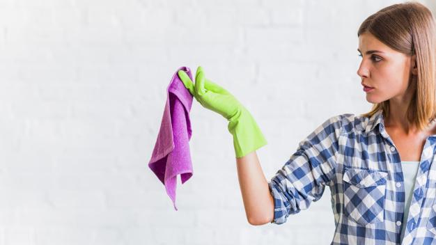 como limpar o canil
