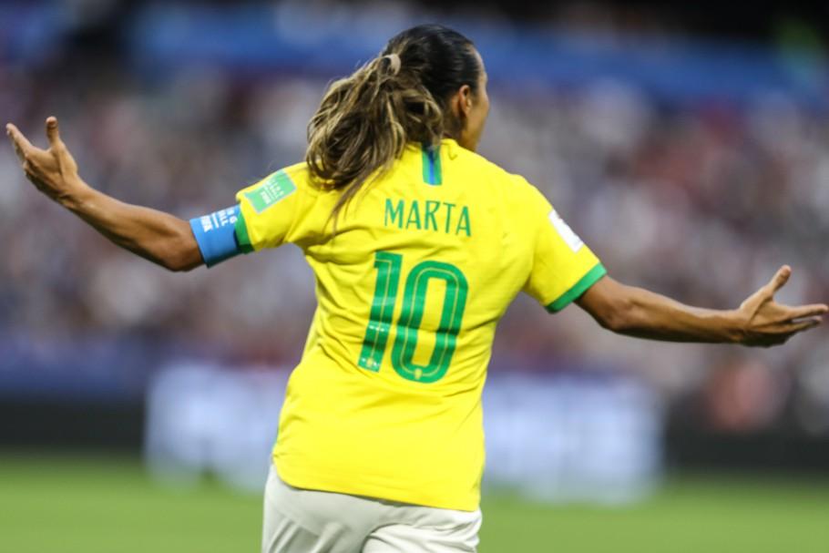 Foto: Marta site oficial CBF