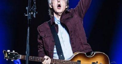 Paul McCartney. Foto: Instagram @PaulMcCartney
